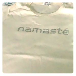 """Nameste"" cotton t-shirt"
